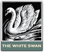 The White Swan Aldgate East Logo