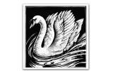 The White Swan Aldgate East Footer Logo
